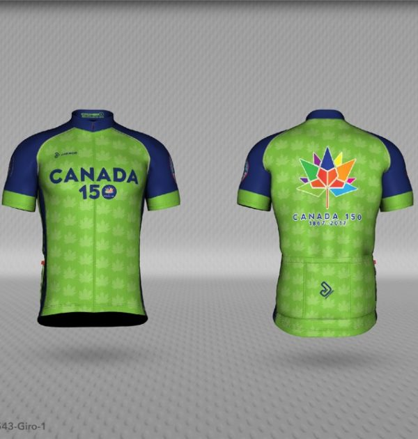 Canada 150 Jersey