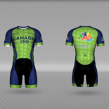 Canada Echelon Skin Suit Front