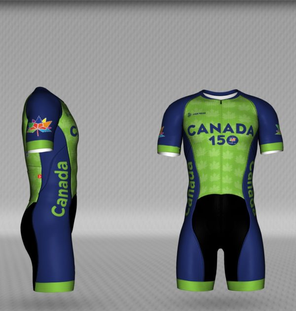 Canada Echelon Skin Suit Right Side