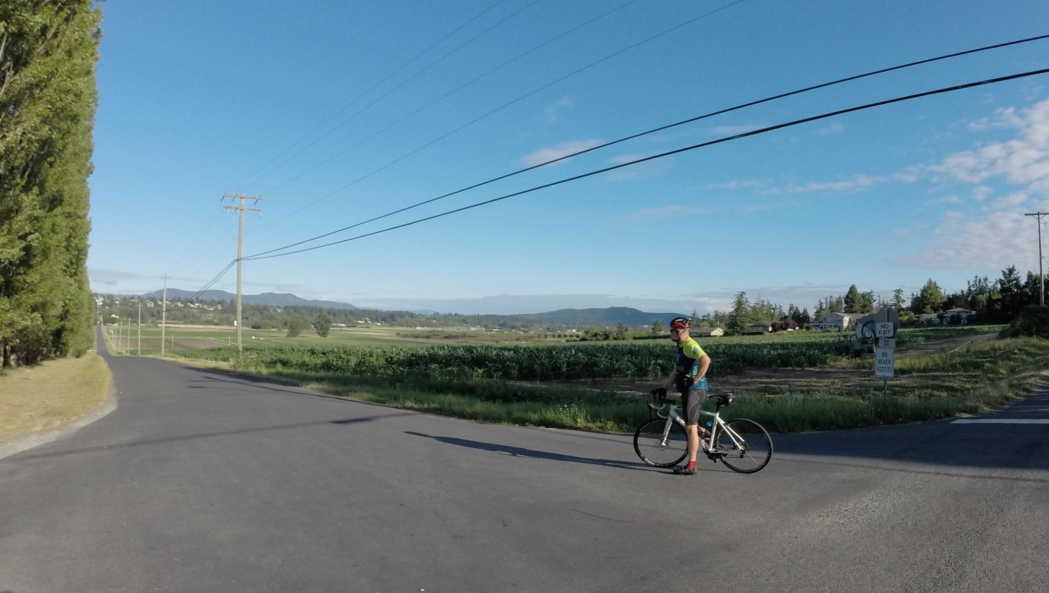North 48 Bicycles Tour Saanich Farmland