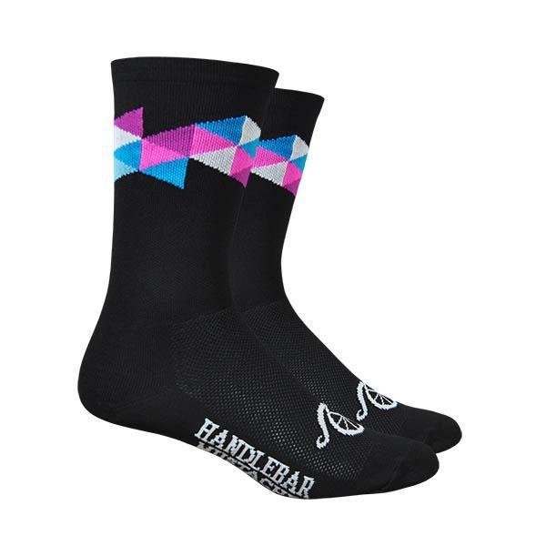 cycling-socks-dyna-black-handlebar-mustache