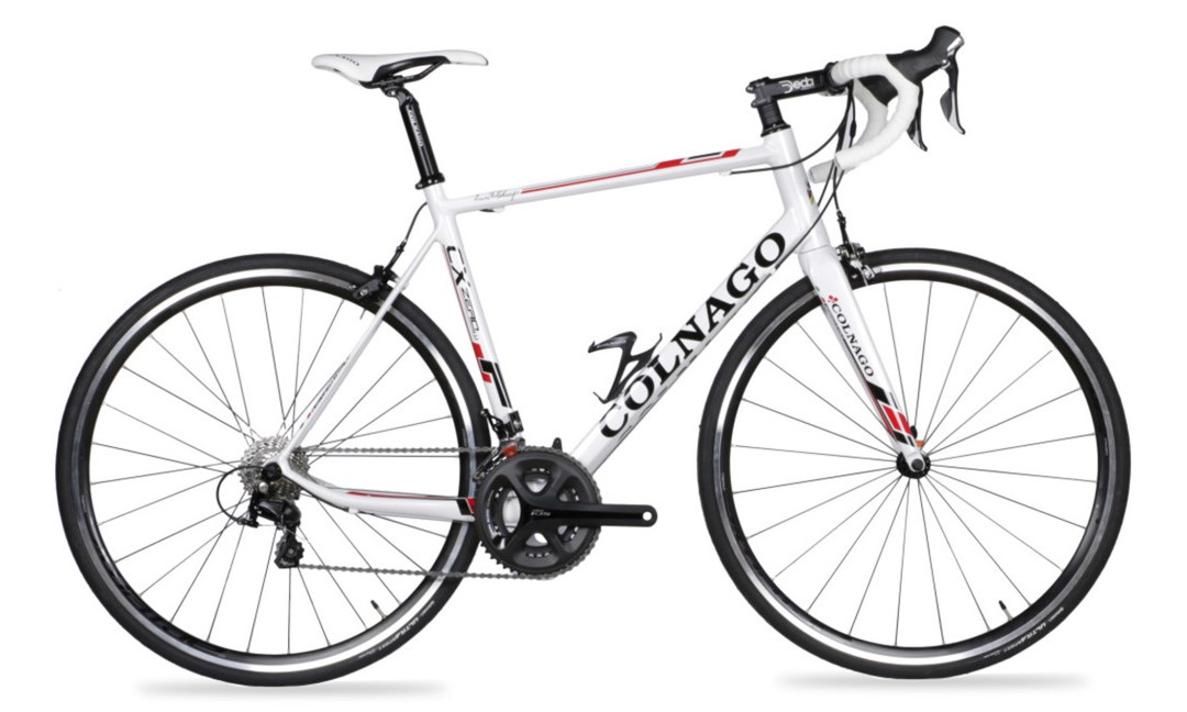 Colnago CX Zero road bike rentals for guided road bike tours and rentals with North 48 Bicycles in Victoria BC Canada