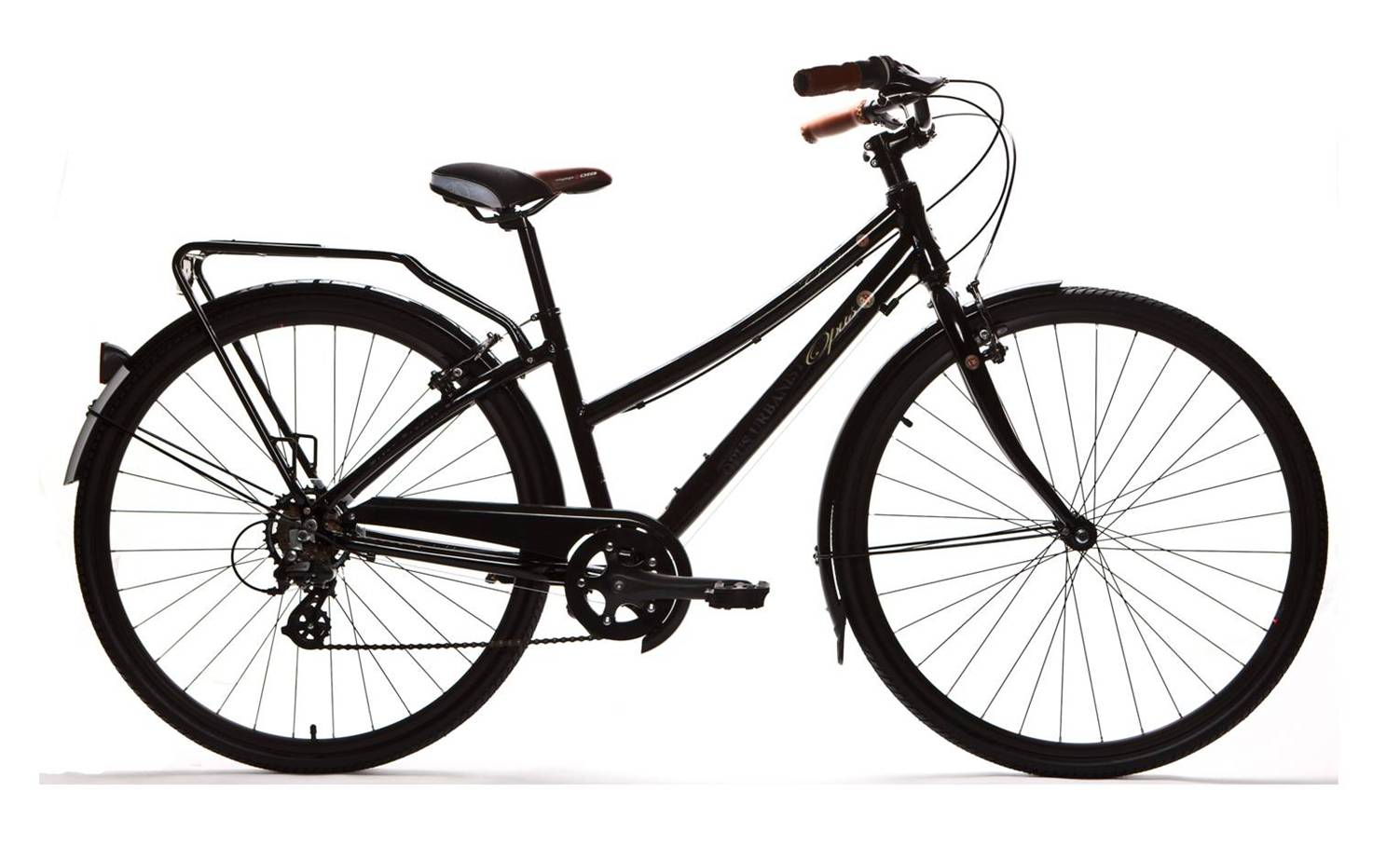 Opus Womens Urbanista Town Bike Rentals for city tours and rentals with North 48 Bicycles in Victoria BC Canada