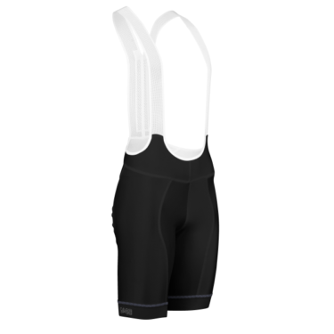 Cycling Bib Shorts Black Solar Pro