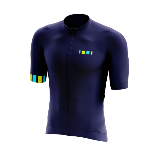 Short Sleeved North 48 Bicycles Jersey