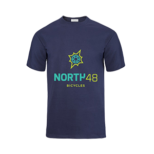 North 48 Navy T-Shirt