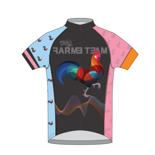 Fairfield Farm Team Tour Jersey